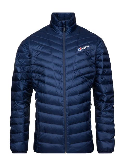 Berghaus Mens Tephra Reflect Down Jacket - Lightweight - Warm
